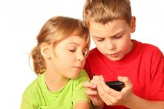 What do you think about children using smartphones? #cybersafety #cyberbullying #smartphone @Enigma Recovery