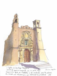 Mexico City Tlatelolco Church