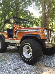 1974 Jeep CJ5 Maintenance of old vehicles: the material for new cogs/casters/gears/pads could be cast polyamide which I (Cast polyamide) can produce
