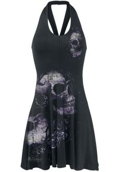 Dead Flowers Dress by Alchemy England ~ EMP