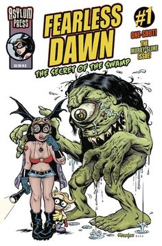 Fearless Dawn - Secret of the Swamp Issue #1