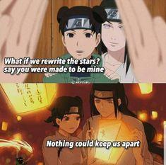 It should be truth😭 Boruto X, Naruto Shippuden Anime, Naruhina, Anime Naruto, Sasuke, Naruto Couples, Anime Couples, Neji And Tenten, Team 7