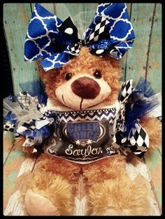 Check out this item in my Etsy shop https://www.etsy.com/listing/210925855/personalized-spirit-cheer-dance-team