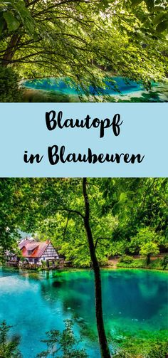 Einzigartiges Naturwunder in Deutschland! A magical place in the middle of the charming town in the middle of Baden-Württemberg! Places To Travel, Places To See, Travel Destinations, Vacation Ideas, Travel Tags, Camping Photography, Toscana, Natural Wonders, Outdoor Travel
