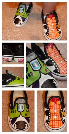 Enter to win a pair of Sole Customs handpainted shoes at Real Moms Real Views
