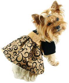 Dog Clothes -Cute Pet Dress, Doggie Dress, Doggy Dresses, Clothing, Fashion, Trendy, Unique, Holiday, Christmas Pet Dress