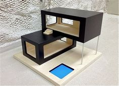 Modern Dollhouse 2 from Furniture