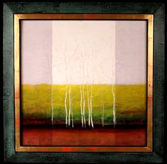 Global Gallery Laura Marshall Prone to Wander Giclee Stretched Canvas Artwork 30 x 30