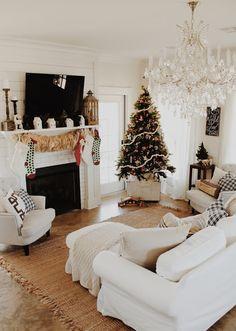 duchess of york christmas tour blog hop christmas decorations apartment small spaces decorate apartment - Christmas Blogs