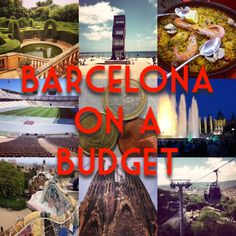 Barcelona on a budget is certainly possible, I mean Barcelona isn't an incredibly expensive city in the first place, or at least I personally didn't find it to