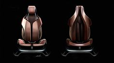 Pininfarina Surveyor by Khashayar Jenabi Car Interior Sketch, Car Interior Design, Yacht Interior, Car Design Sketch, Interior Trim, Automotive Design, Automotive Upholstery, Cabin Interiors, Mobile Design