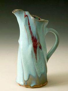 Ceramics by Joanna Howells at Studiopottery.co.uk - 2010. Jug
