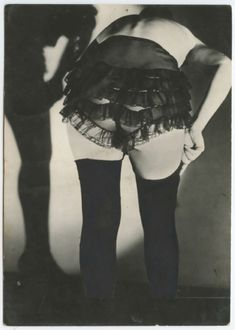 Fierce vintage fetish wear from the 1920s and 1930s | Dangerous Minds Diana Slip.