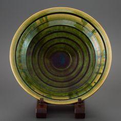 織部刻文大皿 Platter with engraved, Oribe type 2013 Platter, Dish, Type, Plates, Dishes, Plate