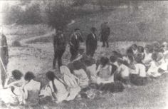 Women in the Ninth Fort before their execution, 1941. Kaunas, Lithuania.