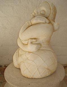 Stonecast Sculpture   StoneCast