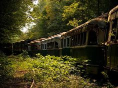 """One of my favorite adventures, camping out at the streetcar graveyard.   Sharing of my photos is always very much appreciated smile emoticon  For those asking about my book """"Empty Spaces"""" it can be found at the link below!    deedspublishing.goodsie.com/pre-order-empty-spaces-by-johnn…"""