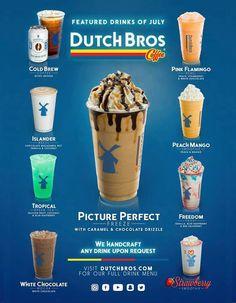 dutch bros p i n t e r e s t // pinned by p i n t e r e s t // pinned by Dutch Bros Menu, Dutch Bros Secret Menu, Dutch Bros Drinks, Starbucks Recipes, Starbucks Drinks, Coffee Recipes, Coffee Drinks, Iced Coffee, Dutch Brothers