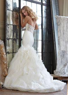 hayley paige spring 2012 wedding dress - Gianna