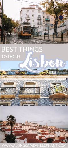 Top things to do in Lisbon in 48 hours