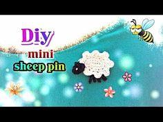 Crochet Applique Tutorials - Crochet Bee Tutorial - YouTube