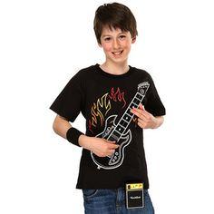 Owen - Kids Electronic Rock Guitar Shirt