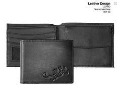 oxmox Leather Querscheinbörse Lizard