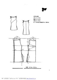 leather garments  #sewing #dressmaking #patternmaking