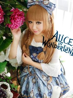 #Elliscoordinatingcontest   For details click here ♪ → https://aliceholic.com/contests/erisu-coordinate-contest Anyone can join ✨ We will introduce participant photos 💙  ☆・。 朽木十夜 さん。・☆ https://aliceholic.com/photos/5448