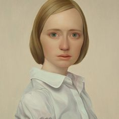 Portrait Paintings by Lu Cong