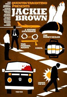 Fun Jackie Brown poster.