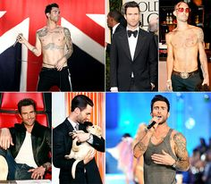 Happy birthday, Adam Levine! We're gonna go ahead & celebrate by looking at his hottest pics ever!
