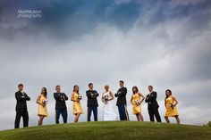 Wedding parties big or small - what do you prefer?