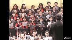 Carmina Burana - Coro Utal - Inauguración Teatro regional del Maule 2005