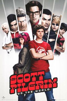 Directed by Edgar Wright. With Michael Cera, Mary Elizabeth Winstead, Kieran Culkin, Anna Kendrick. Scott Pilgrim must defeat his new girlfriend's seven evil exes in order to win her heart. World Movies, Hd Movies, Movies Online, Movie Tv, Game Movie, Hero Movie, Watch Movies, Mary Elizabeth Winstead, Pilgrim