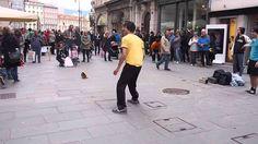 Breakdance in P.za della Borsa 3-5-2014