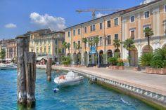 Salo,Gardasee, Italien