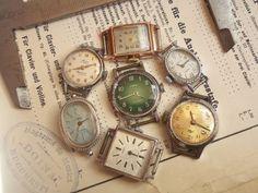 7 Ceasuri Vechi De Dama Mecanice Reparabile Sau Pt Colectie