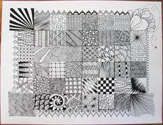 Zentangle Pattern Gallery   ... × volledige grootte 1245   Gallery: Zennnnnn   Een reactie plaatsen