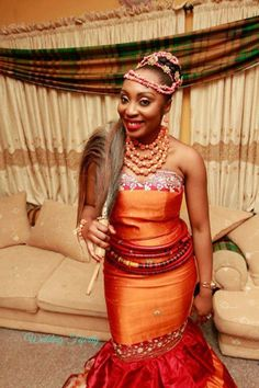 24 Gorgeous REAL Igbo Brides in Their Colorful Traditional Wedding ...