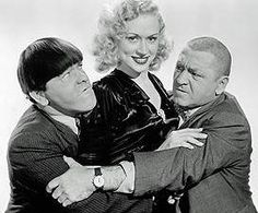 275 best THE THREE STOOGES images on Pinterest   The three stooges, The stooges and Third
