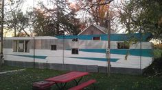 1958 Victor mid century mobile home with time capsule interior - Retro Renovation