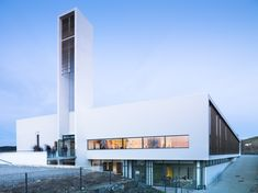 LINK Arkitektur - Project - Froeyland Orstad Church - Image-12