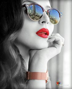 Splash of Color on We Heart It Girl Pictures, Girl Photos, Hollywood Actress Name List, Hollywood Heroines, Cute Girl Photo, Beautiful Girl Image, Foto Art, Girls Dpz, Stylish Girl
