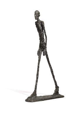 Alberto Giacometti |  L' Homme Qui Marche