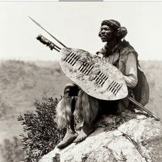 Brave men and women died brave deaths so that we can live brave lives.Let us not disappoint them, Bambatha Uprising 1906 South Africa African Culture, African History, African Art, African Masks, Arte Tribal, Tribal Art, South African Tribes, Zulu Women, Zulu Warrior