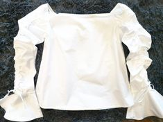 White long sleeve blouse Sleeveless Denim Dress, Lace Dress, Ruffle Blouse, Sequin Cocktail Dress, White Long Sleeve, Trendy Plus Size, Sheath Dress, Store, Womens Fashion