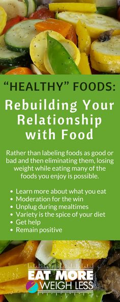Rather than labeling foods as good or bad and then eliminating them, losing weight while eating many of the foods you enjoy is possible. Sure, you may not eat them with the same frequency or quantity, but you should enjoy food without being consumed bу guilt afterward. #em2wl #metabolismreset #crushingthedietmentality #disorderedeating #eatingdisorder