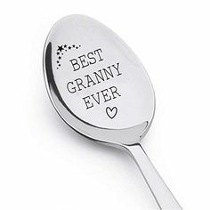 Good morning sistersister giftsister in law giftsister birthday best granny ever spoon customized gift gifts for grand https negle Images