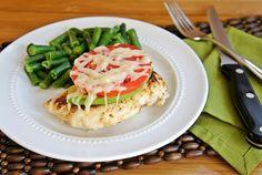 Avocado Chicken - recipe